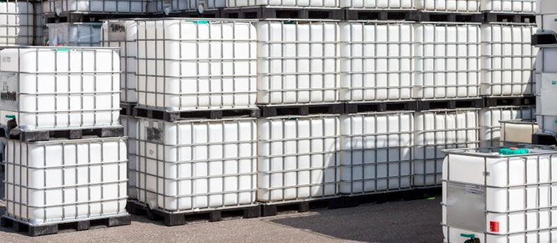 Choosing the right IBC - New, Reconditioned or Rebottled?