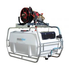 Enduraspray Pro Series 200 Litre Motorised Skid Mounted Sprayer