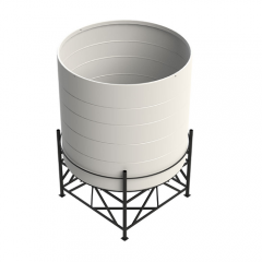 Enduramaxx 14000 Litre 30 Degree Open Top Cone Tank