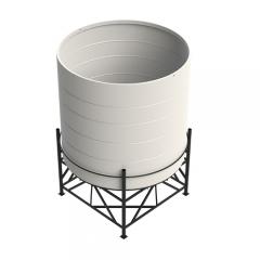 Enduramaxx 14000 Litre 30 Degree Open Top Cone Tank