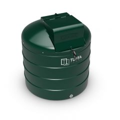 Tuffa 1200 Litre Fire Protected Bunded Oil Tank