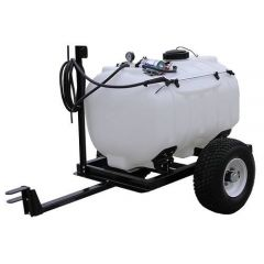 Enduraspray Silver Series 150 Litre 12 Volt Trailer Sprayer