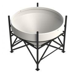Enduramaxx 1500 Litre 45 Degree Open Top Cone Tank