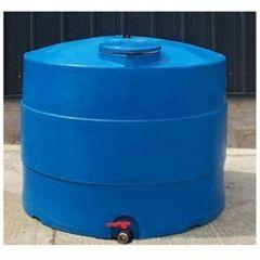 2500 Litre Emergency Milk Tank
