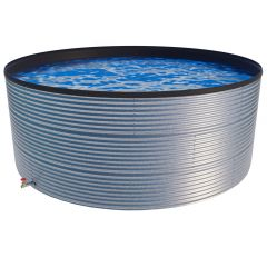 337500 Litres Galvanised Steel Water Tank with Liner