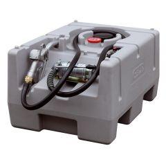 Cemo DT-Mobile Easy 125 Litre Diesel Fuel Dispenser with Hand Pump