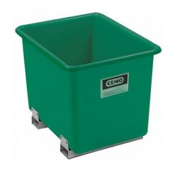 1100 Litre GRP Open Top Water Tank with Forklift Pockets