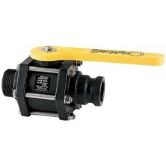 """2"""" Male x Male Banjo Bolted Ball Valve"""