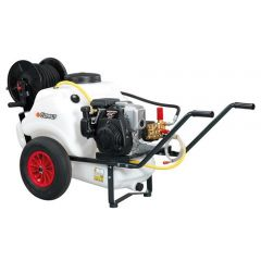 DPM Engine Driven Wheelbarrow Pressure Washer - 8 Lpm