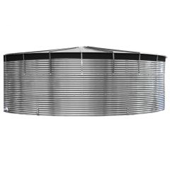 768000 Litres Galvanised Steel Water Tank with Liner