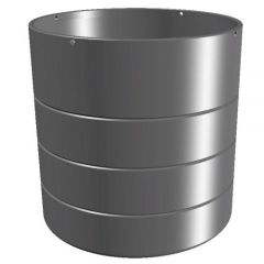 Enduramaxx 2500 Litre Vertical Open Top Water Tank