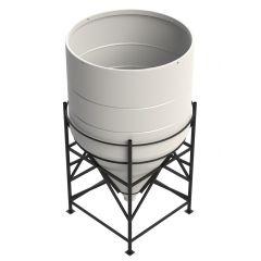 Enduramaxx 6200 Litre 15 Degree Open Top Cone Tank