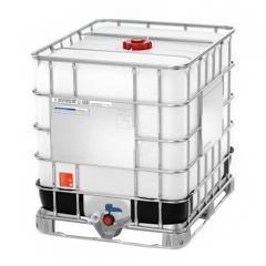 1250 Litre New IBC - Steel Pallet - UN Approved
