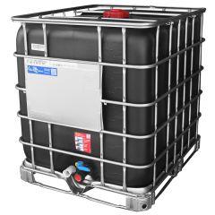 x52 1000 Litre New IBC - Black - Steel Pallet - UN Approved