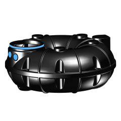 Neo 1500 Litres Basic Garden Underground Water Tank System