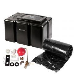 55 Litres Cold Water Loft Tank - 610 x 410 x 385mm