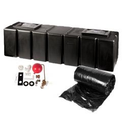 227 Litres Cold Water Coffin Loft Tank