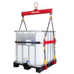 SOLMHA™ IBC Lifting Frame - 2000kg Load Capacity