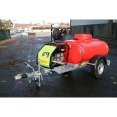 1125 Litres 3000 PSI Highway Pressure Washer