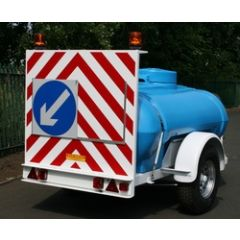 2000 Litres Highway Flower Watering Bowser