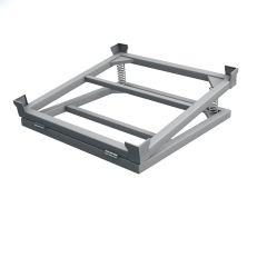 IBC Tipper Unit - Stainless Steel