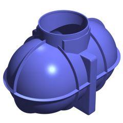 1800 Litres Underground Water Tank