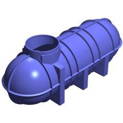 3400 Litres Underground Water Tank