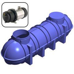 4400 Litres Premium Underground Rainwater Harvesting Garden System