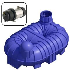 8400 Litres Premium Underground Rainwater Harvesting Garden System