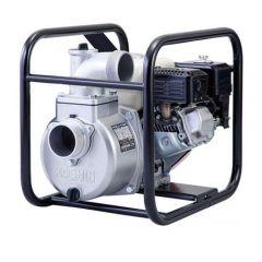 Koshin STH-80x Centrifugal Semi Trash Pump with Honda GX160 Petrol Engine