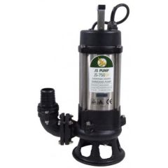 JS Pump JS-750 SK Submersible Sewage/Waste Water Pump - 400 L/min