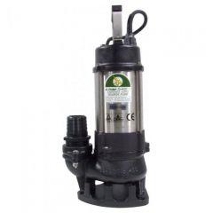 JS Pump JS-750 SV Submersible Sewage/Waste Water Pump - 500 L/min