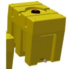600 Litre Box Shape Water Tank