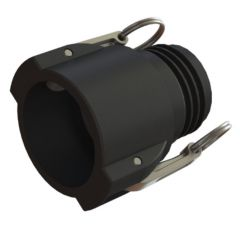 """2"""" Camlock Coupler x S60x6 Male Buttress"""
