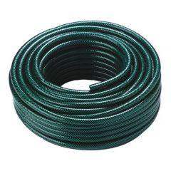 """1/2"""" Green PVC Garden Hose - 30 Metre Coil"""