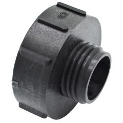 IBC S100x8 (3 inch) Female to S60x6 (2 inch) Male Buttress