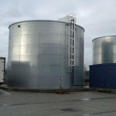 Liquistore Galvanised Steel Water Tank - 221000 Litres