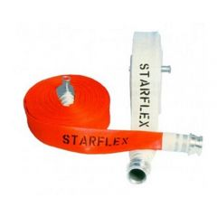 Starflex Type 1 Uncoated Fire Hose 45mm Diameter
