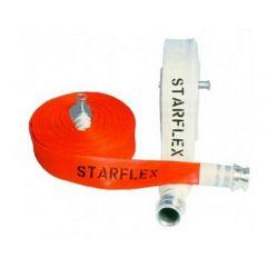 Starflex Type 1 Uncoated Fire Hose 52mm Diameter