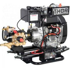 Thor TT41200DHE Diesel Engine Driven Pressure Washer