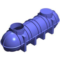 4400 Litres Underground Water Tank