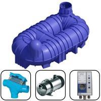 10000 Litres Direct Pressure Underground Rainwater Harvesting System