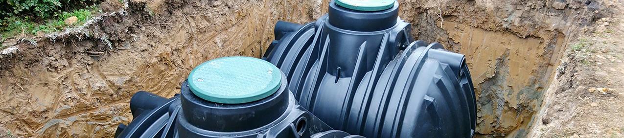 Bespoke Underground Water Tank